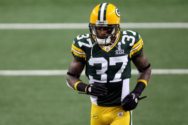 Packers' RFA Sam Shields Has Not Signed an Offer Sheet Yet