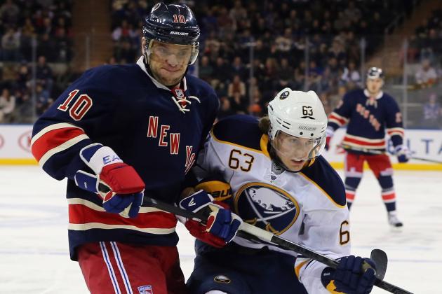 Rangers vs. Sabres: ESPN GameCast