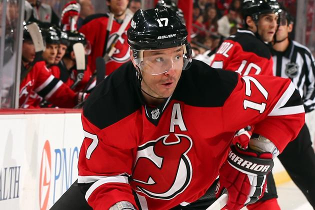 Ilya Kovalchuk: Friday Practice One of His 'better Days'