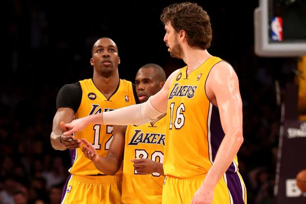 NBA Playoffs 2013: Can Lakers Rise from Kobe Bryant's Shadow?