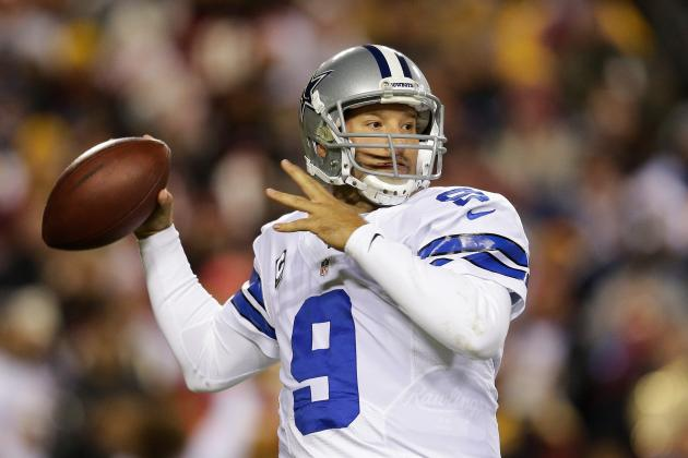 Dallas Cowboys 2013 Schedule: Most Highly Anticipated Matchups on 2013 Slate