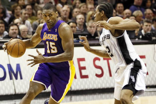 Metta World Peace, brother Daniel Artest at odds over Lakers, Spurs