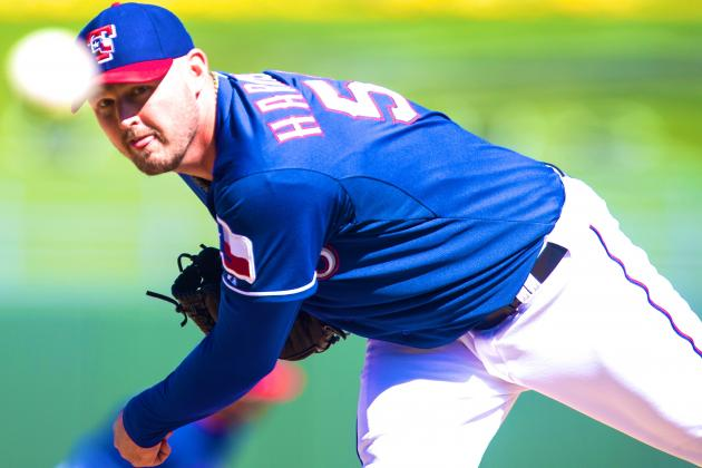 Matt Harrison to Have Back Surgery, Back to Rangers After All-Star Break