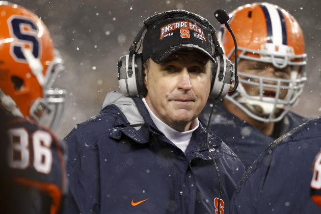 Football Series Between Notre Dame and Syracuse Still Being Discussed