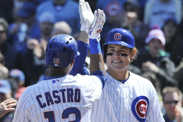 ESPN Gamecast: Cubs vs. Brewers