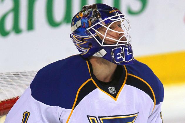 The Curious Case of Brian Elliott