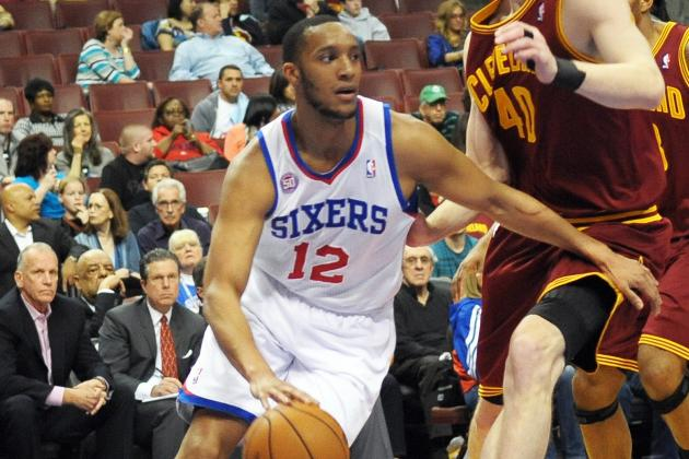 Evan Turner Believes He'll Be Back with 76ers