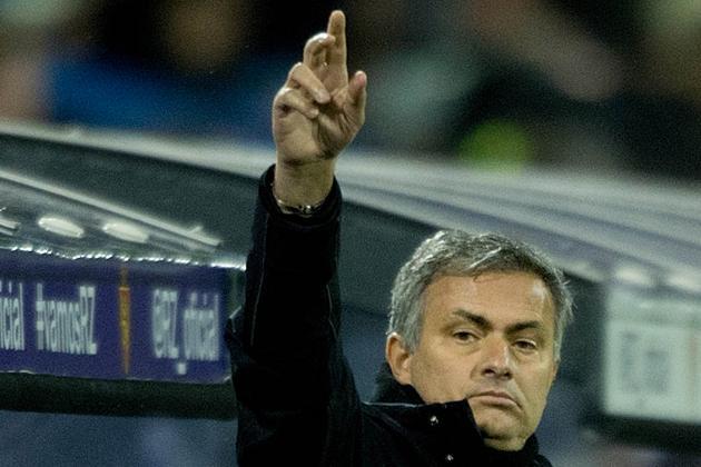 I Am Not Unhappy at Real Madrid, Says José Mourinho