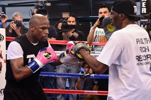 Mayweather vs. Guerrero: Money Won't Be Affected by Long Layoff in Title Defense