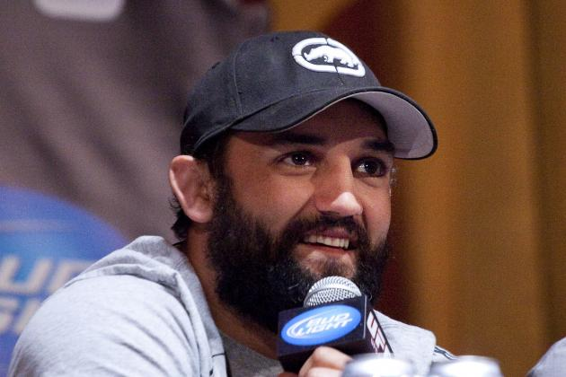 Johny Hendricks: GSP Should Vacate Title If Fighting Anderson Silva