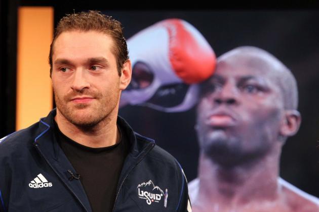 Boxer Tyson Fury: 'MMA Is Bulls---,