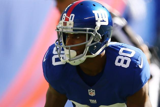 Victor Cruz Receives No Offer Sheet from Other Team