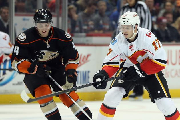 ESPN Gamecast: Ducks vs. Flames