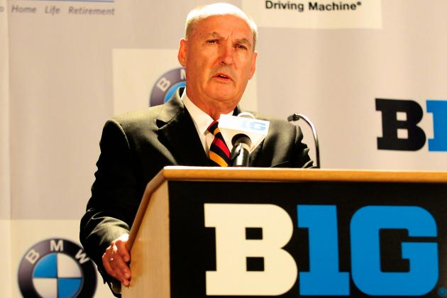 Big 10 Renames and Realigns Divisions for 2014