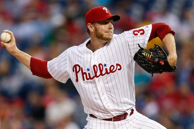 Halladay, Phils Snap Skid, Top Cards in 7