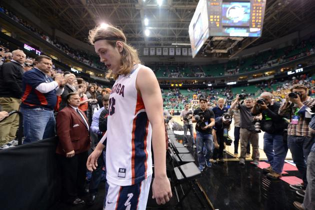 Kelly Olynyk: Gonzaga Center Declares for the NBA Draft