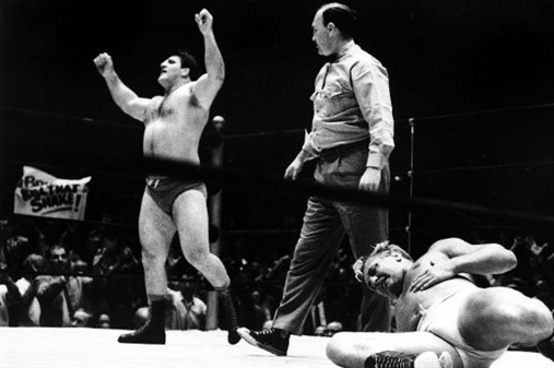 WWE's Hall of Fame Chronicles: A Tribute to Bruno Sammartino