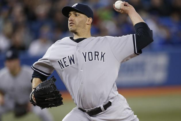 Pettitte Improves to 3-0 in Yankees 9-4 Win over Toronto Blue Jays