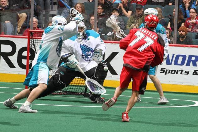 National Lacrosse League: It All Comes Down to Week 16 Results
