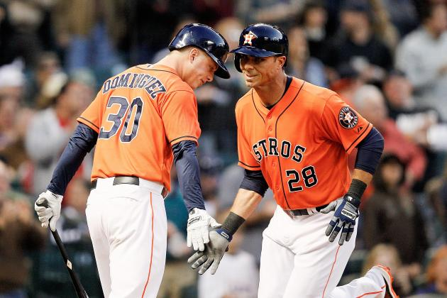 Astros Snap 5-Game Skid; Indians Lose 5th in Row