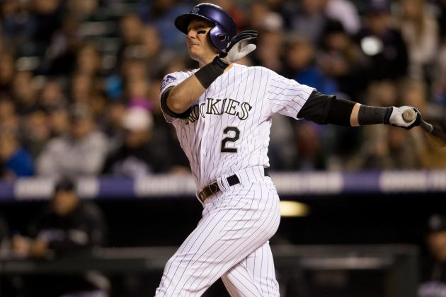 Rockies 3, Diamondbacks 1