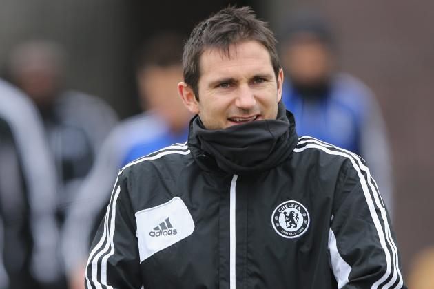 Frank Lampard Insists Chelsea Should Give Manager a Decent Run