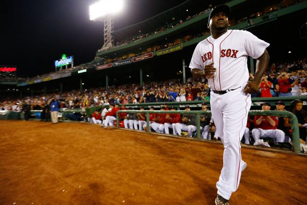 Boston Red Sox: David Ortiz Rejoining Team and Jubilant City from Disabled List