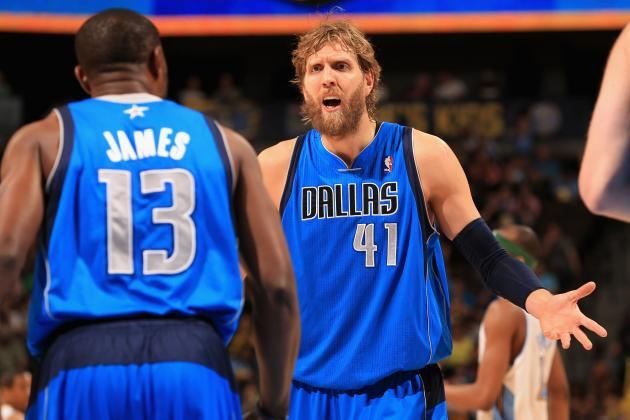 What's Next for Dirk Nowitzki After Frustrating 2012-13 NBA Season?