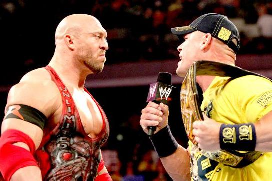 Ryback's Potential Future as WWE Champion