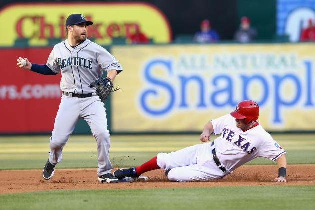 Darvish K's 10 as Rangers Trounce Mariners