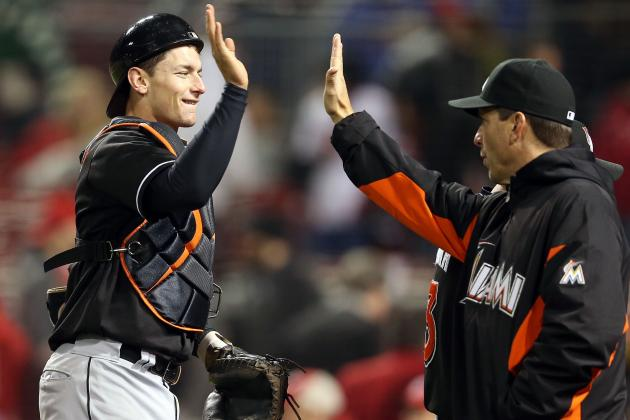 Justin Ruggiano Homer in Ninth Lifts Miami Marlins over Cincinnati Reds
