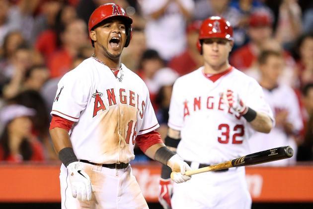 ESPN Gamecast: Tigers vs Angels