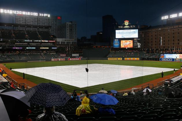 Dodgers/Orioles Postponed