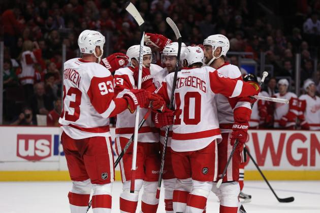 Detroit Red Wings, Dallas Stars or Blue Jackets: Who Will Make the NHL Playoffs?