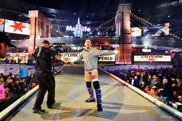 Update: CM Punk Could Return Sooner Than Previously Reported
