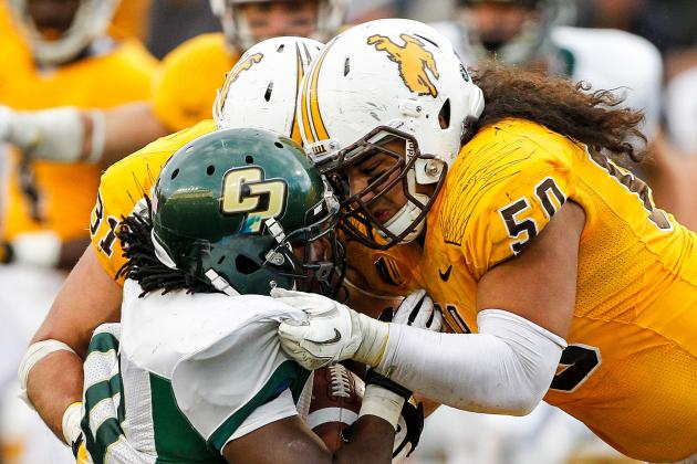 Mike Purcell Scouting Report: NFL Outlook for Wyoming DT