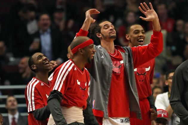 What the Experts Are Saying About Chicago Bulls' Postseason Chances