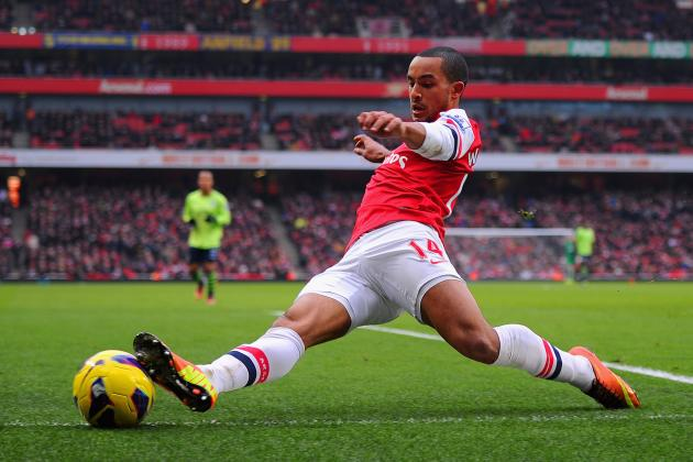 Theo Walcott Confident Arsenal Will Soon Get Their Hands on Silverware