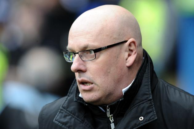 Brian McDermott Claims He Did His Best to Make January Signings at Reading
