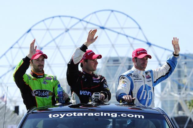 Toyota Grand Prix of Long Beach 2013: Start Time, Lineup, TV Schedule and More