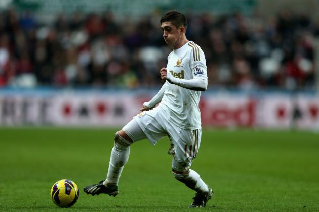 Pablo Hernandez Confident He Will Be a Better Player for Swansea Next Term