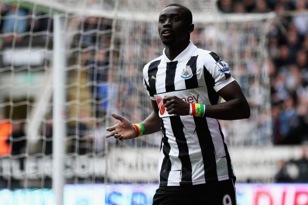Premier League: Newcastle's Papiss Cisse Assesses Damage of Sunderland Defeat