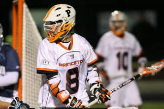 NCAA Lacrosse: Princeton Beats Harvard 14-6, Clinches Spot in League Tournament