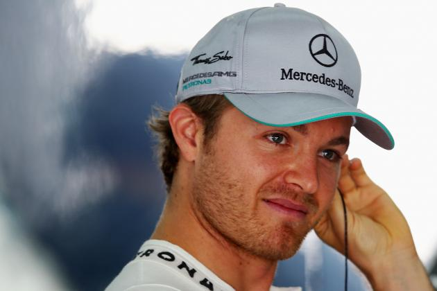 Rosberg Storms to Pole Position in Bahrain