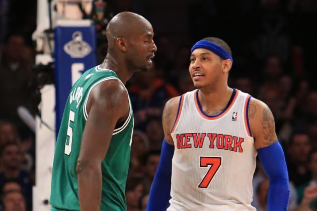 Melo, Kidd: No Use in Celts Recycling Trash Talk