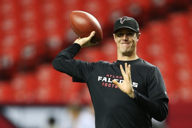 Matt Ryan, Atlanta Falcons Pausing Contract Talks