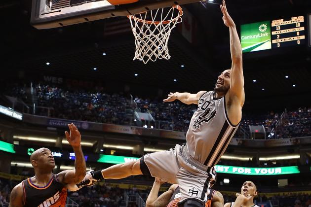 Spurs Notebook: Ginobili Limited but Expects to Contribute