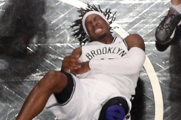 Gerald Wallace Hopes to Make Up for Tough Regular Season