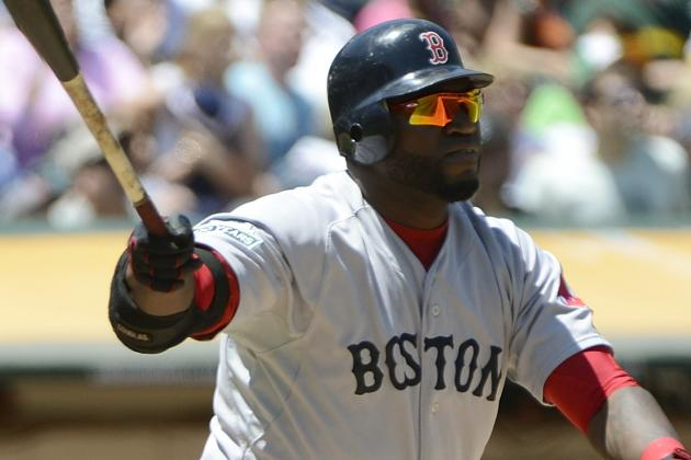 Red Sox Lineup: David Ortiz Hits Cleanup in Return