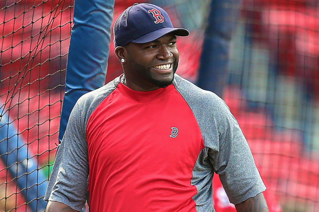 David Ortiz Injury: Updates on Red Sox Star's Heels